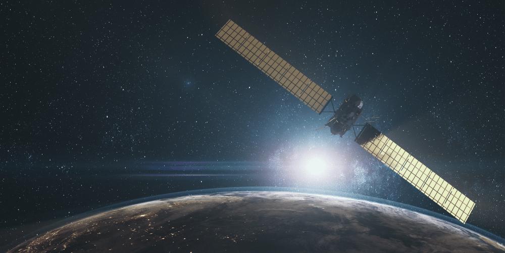 Satelliten Internet